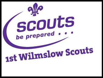 Logo 1st Wilsmlow Scouts